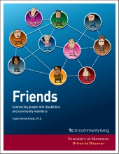 Friends- Connecting People with Disabilities and Community Members Thumbnail